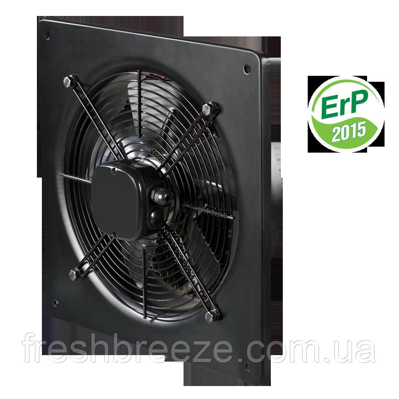Осьовий вентилятор в сталевому корпусі Vents ОВ 4Е 350
