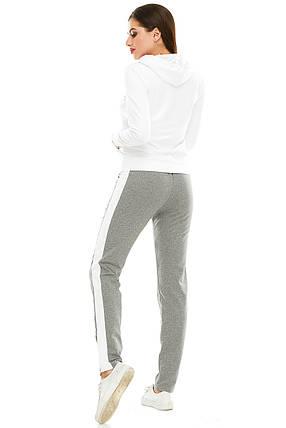 Спортивный костюм 465 белый, фото 2