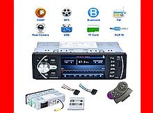 Автомагнитола Pioneer 4022B с Bluetooth, USB, AUX, FM+Видео+Поддержка Камеры!