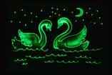 """Дошка планшет """"Малюй світлом"""" набір для малювання в темряві гра А3, фото 2"""