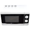 Микроволновая печь Domotec MS-5331 объем 20L 700 Вт Белая, фото 3