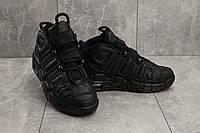 Мужские кроссовки искусственная кожа весна/осень черные Baas A 309 -1, фото 1