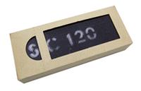 Сетка затирочная SIC (50шт) 105*280, Р120 (61369002)