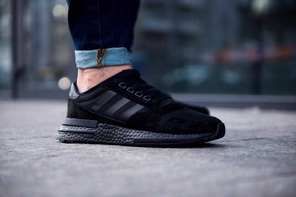 Чоловічі кросівки Adidas ZX 500 RM, Репліка