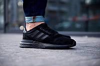 Мужские кроссовки Adidas ZX 500 RM, Реплика, фото 1