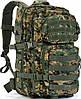 Качественный мужской рюкзак Red Rock Large Assault 35, 921442 камуфляж