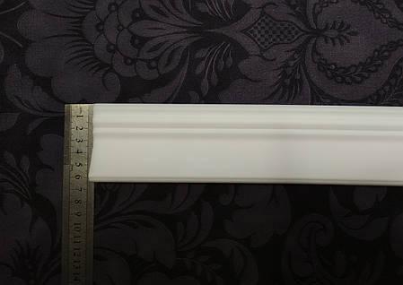 Потолочный плинтус, 2 метра, ширина 6.5 см (Тільки вантажні відділення), фото 2