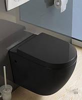 Чаша подвесного унитаза NEWARC Modern Черный