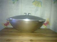 Казан  азиатский  алюминиевый 11,5 литра, фото 1