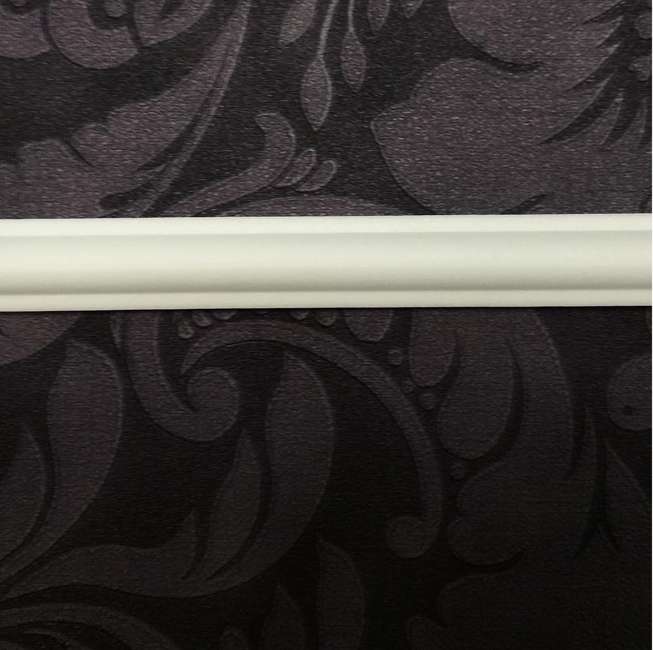 Стеновой плинтус стіновий багет 2 метра ширина 2 см (Тільки вантажні відділення)