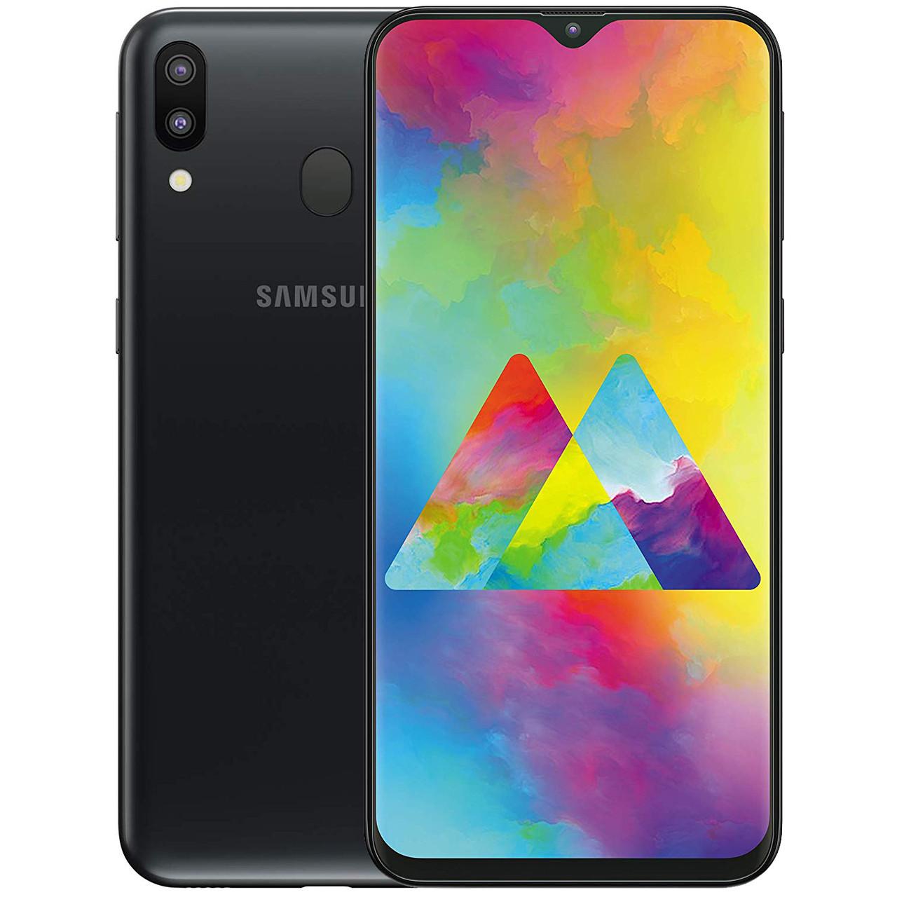 Samsung Galaxy M20 SM-M205F 4/64GB Grey (SM-M205FDAW)