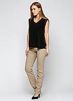 Штаны женские LEE COOPER цвет бежевый размер 26/32 арт W019153