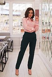 Классические брюки в ярких цветах