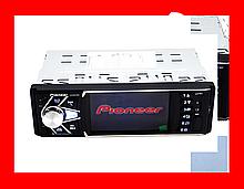 Автомагнитола Pioneer 4036CRB с экраном 4.1 дюйма,Bluetooth,AUX,USB+Пульт на руль.