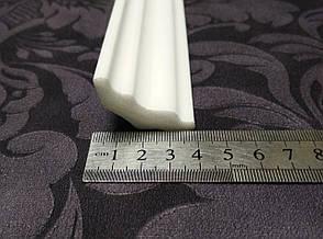 Потолочный плинтус, 2 метра, ширина 3.5 см (Тільки вантажні відділення), фото 2