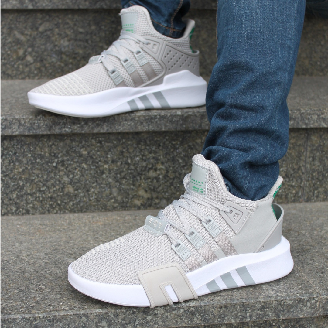 Мужские кроссовки Adidas EQT BASK,Реплика