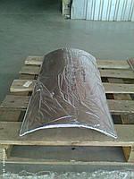 Радиусное стекло для ремонта душевой кабины., фото 1