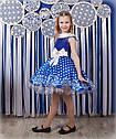 Шикарное детское нарядное платье, фото 2