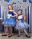 Шикарное детское нарядное платье, фото 5