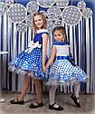 Шикарное детское нарядное платье, фото 6