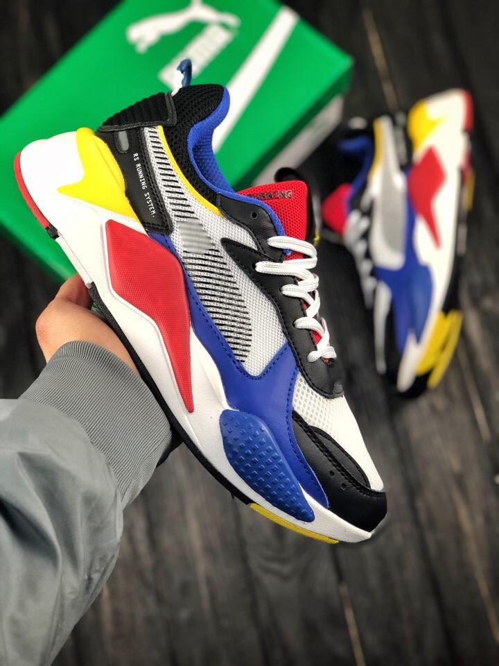 Мужские кроссовки Puma Error RS-X, Реплика