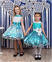 Шикарное детское нарядное платье, фото 4