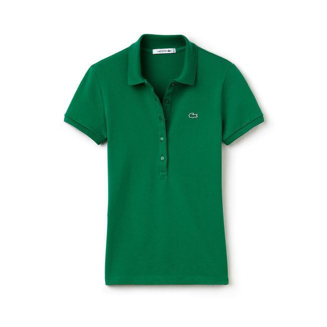 Lacoste 100% бавовна 5 гудзиків РІЗНІ кольори жіноча футболка поло лакоста