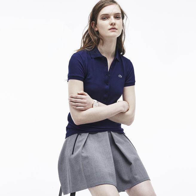 Lacoste 100% хлопок 5 пуговиц РАЗНЫЕ цвета женская футболка поло лакоста, фото 1