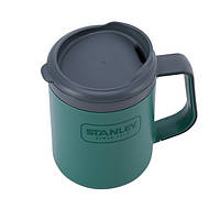 Термокружка Stanley eCycle 0,47л зеленая