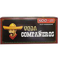 Сигаретные гильзыCompaneros1000шт., фото 1