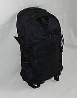 Рюкзак-тактичний 30 л. чорний, фото 1