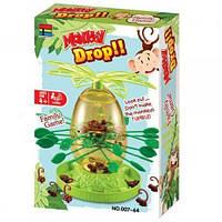 Настольная игра Monkey Drop, веселые обезьянки