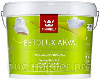 Фарба Тіккуріла Бетолюкс Аква 2,7 л
