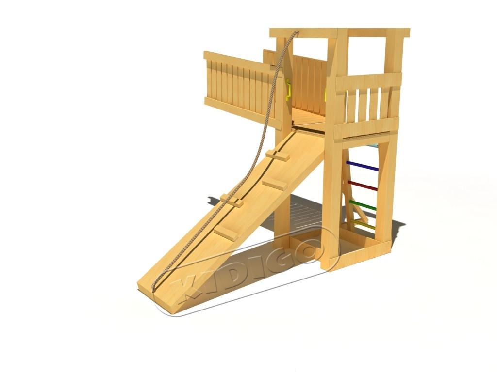 Елемент до дитячого комплексу Вишка