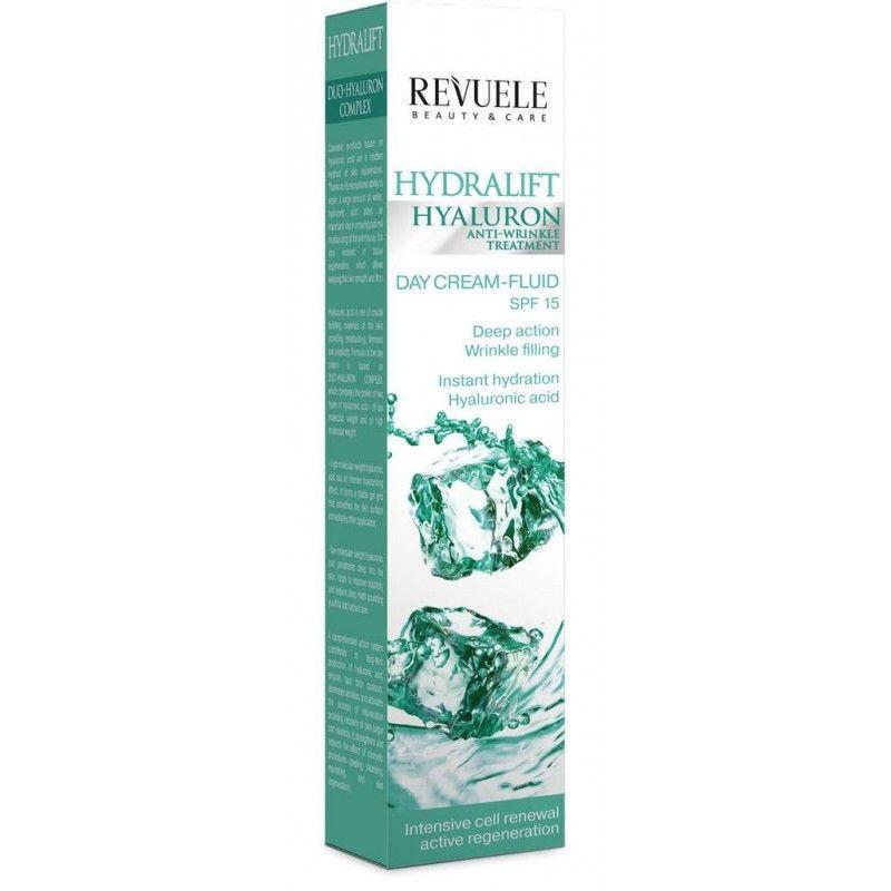 Дневной крем-флюид для лица Revuele 50 мл