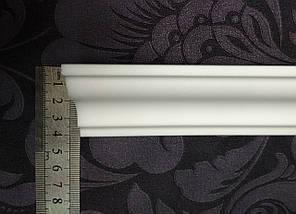 Потолочный плинтус, 2 метра, ширина 4 см (Тільки вантажні відділення), фото 2