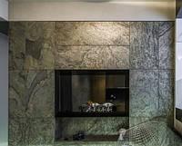Фасады из натурального каменного шпона