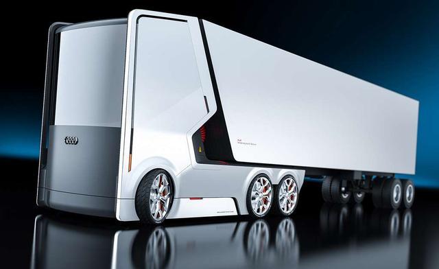 Ці дві концепції вантажних автомобілів Audi