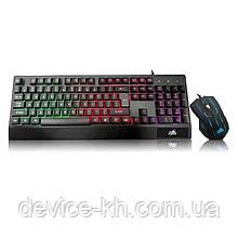 Игровая Клавиатура С Подсветкой Zeus M - 710 Проводная