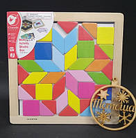 Магнитная мозаика с зеркалами Визуализация / Мозаїка із дзеркалами Візуалізація Classic World 3536