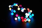 Светодиодная гирлянда LED Ball Garland RGB, IP54, фото 5