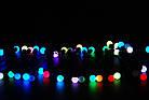 Светодиодная гирлянда LED Ball Garland RGB, IP54, фото 6