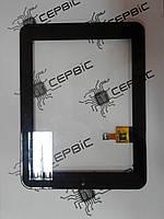 "Сенсор (тачскрин) з рамкою 9,5"" для планшету, CPT080095-01 2/1"