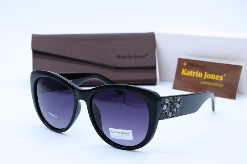 Фірмові жіночі сонцезахисні окуляри Метелик 0830 c001-G5