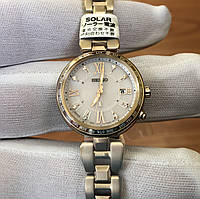 Женские часы Seiko SSQV058 LUKIA Titanium Solar Sapphire, фото 1