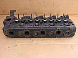 Головка блока цилиндров (тнвд Bosch) б/у на Ford Transit  2.5D 86-91 год, фото 2