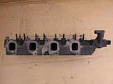 Головка блока цилиндров (тнвд Bosch) б/у на Ford Transit  2.5D 86-91 год, фото 3