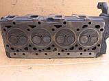 Головка блока цилиндров (тнвд Bosch) б/у на Ford Transit  2.5D 86-91 год, фото 4