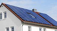 Гибридная солнечная система под зеленый тариф 5кВт (1Ф)