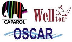 Клей обойный для стеклотканевых обоев Caparol, Wellton, Oscar